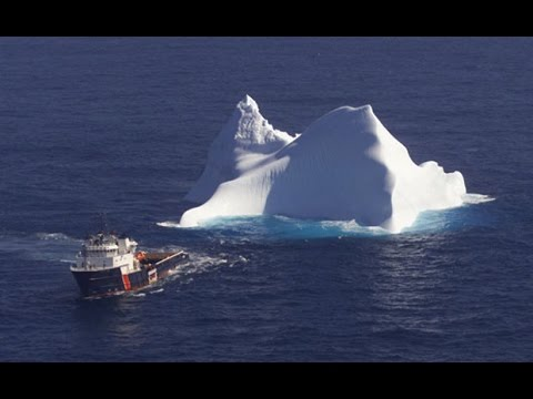 INCREDIBLE!!!! -- UAE is bringing Iceberg from Antartica to