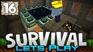 One of JackFrostMiner's most viewed videos: KILLING THE ENDER DRAGON!!! - Survival Let's Play Ep. 16 - Minecraft 1.2 (PE W10 XB1)