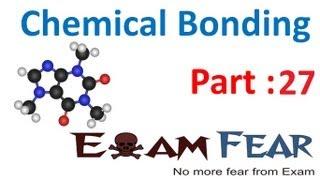 Chemistry Chemical Bonding part 27 (Molecular Orbital theory) CBSE class 11 XI