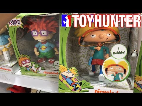 Hunting for Metroid Amiibo! New Nickelodeon 90s Toys!