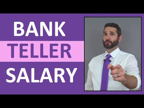 Bank Teller Salary | Education Requirements, Job Duties, Income for Tellers