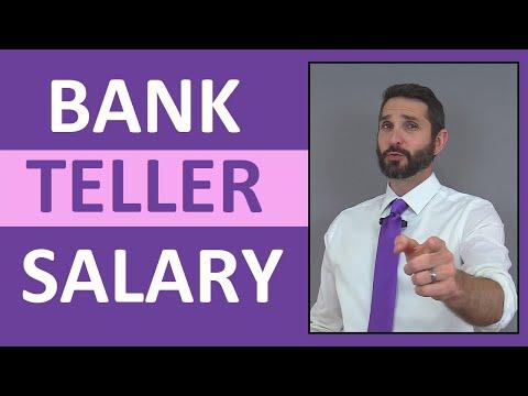 Bank Teller Salary Education Requirements Job Duties