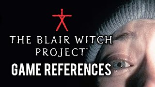 Video Game References to The Blair Witch Project