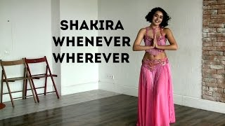 [JG NATION] SHAKIRA – Whenever Wherever