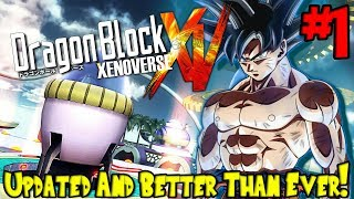 UPDATED AND BETTER THAN EVER Dragon Block Xenoverse Minecraft DBZ Server Episode 1