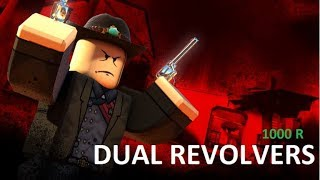 (ROBLOX) NTT gamer quuyet dinh lam canh sat truong ban chet nhung ten cuop [OUTFITS!] Wild Revolver