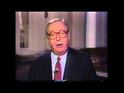 PLEASE SHARE: John Chancellor - commentary on gun control. A 1989 Segment from NBC NIGHTLY NEWS.