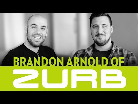 All About Zurb Foundation with Brandon Arnold (interview)