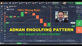 Adnan Engulfing Pattren   Best Binary Option Strategy