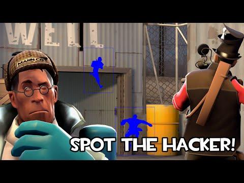 TF2 - Spot the Hacker (Episode 2)