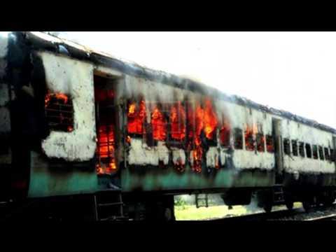Fire Hazard  - Railway's Advertisement