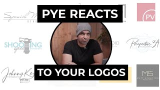 Pye Reacts to Your Logos and B…