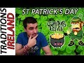 History of St Patrick's Day! Traditions on 17 March, Ireland