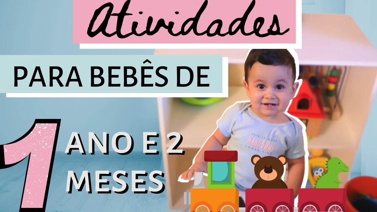 Mudan a na sala e atividades para beb de 1 ano e 2 meses youtube - Tos bebe 2 meses ...