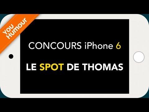 THOMAS - Concours Spot You Humour