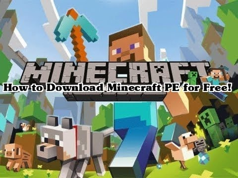 How To Download Minecraft Pocket Edition For Free On Ipad Ipod