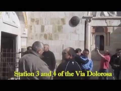Exploring Jerusalem's Old City. Tour guide: Zahi Shaked. February 2, 2013