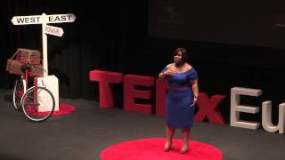 Dont be a waste  Chioma Omeruah  TEDxEuston