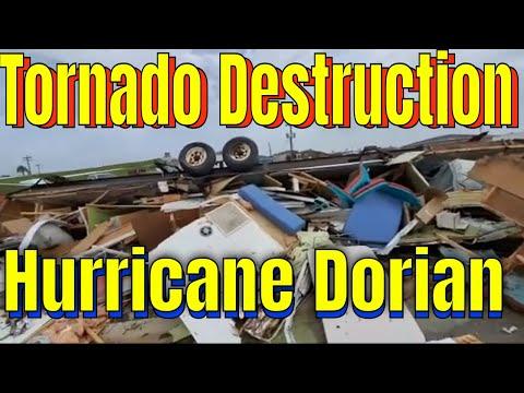 Part 2 Tornado Touchdown Emerald Island North Carolina