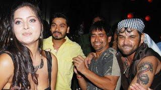 Bhojpuri Celebrities At Anjana Singh's Daughter's Birthday Bash | Ravi Kishan | Monalisa | Akshara