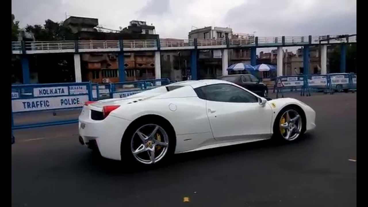 Super Cars Kolkata The First View Youtube
