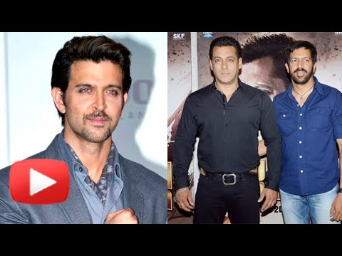 Hrithik Roshan Replaces Salman Khan in Kabir Khan's Next!