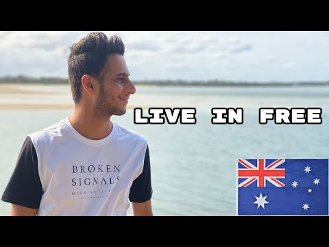 HOW TO LIVE FREE IN AUSTRALIA | NO ROOM RENT | NO FOOD EXPENSES