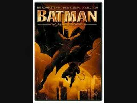 Batman Movie Serials Review