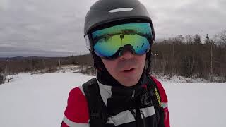 Ski VLOG - Sommet Edelweiss - 1er décembre 2017
