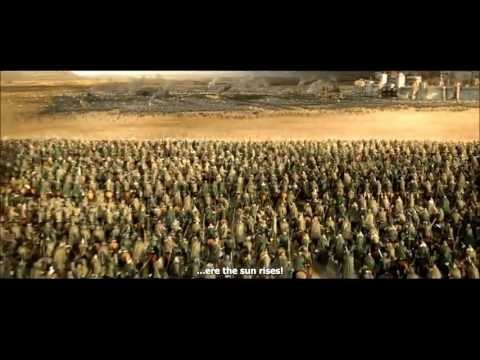John O'Callaghan - Riders Of Rohan [Music Video]