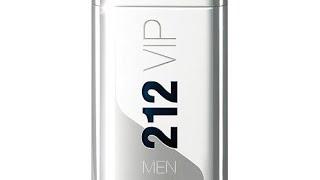 212 VIP by Carolina Herrera (Reseña en Español) Fragrance Review