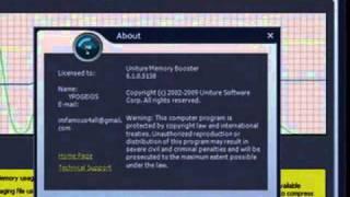 Memory Booster 6.1.1.9 Incl Serial