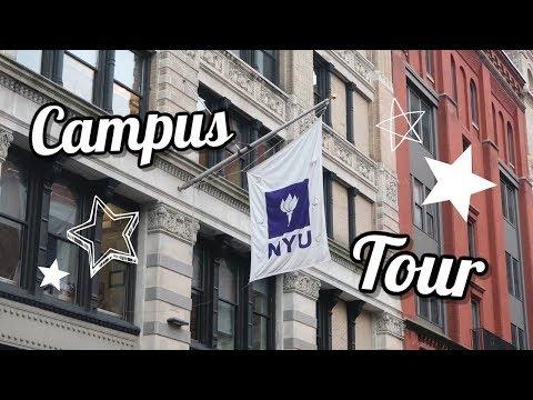 NYU campus tour