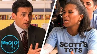 Top 10 Worst Things Michael Scott Has Done