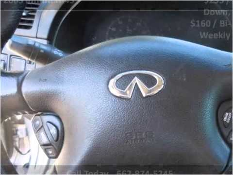 2003 infiniti m45 used cars olive branch ms - youtube