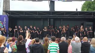 Some moves at the end | Glasgow Green | Achieve More!