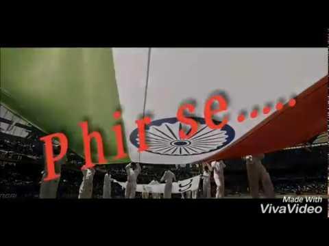 'Phir Se' VIDEO SONG - Dedicated to Team India | MM Kreem | Divya Kumar