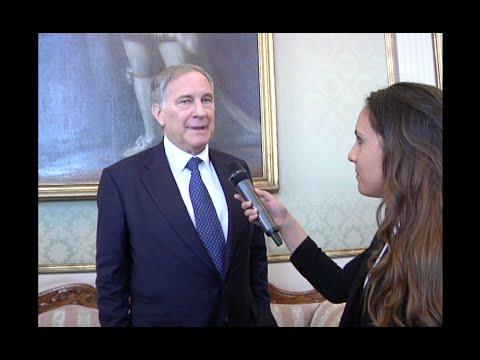 Intervista All'Ambasciatore U.S.A.  In Italia John Phillips