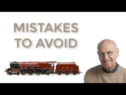 Model Trains | Model Railroad Mistakes – Model Trains and Layouts