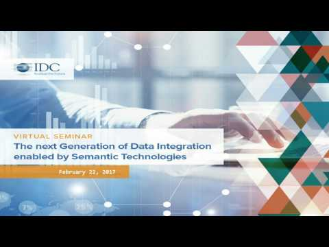 The Next Generation of Data Integration Enabled by Semantic Technologies