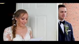 FORREST AND SYDNEY WEDDING