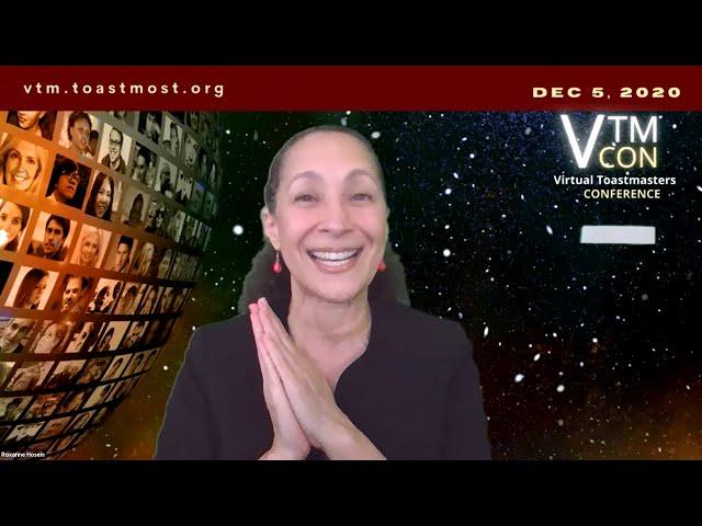 Nov. 23, 2020 Replay - Online Presenters Toastmasters