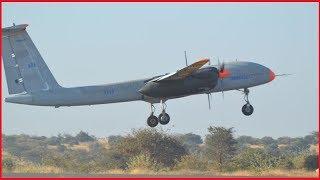 DRDO successfully tests flight indigenous Rustom-2 drone