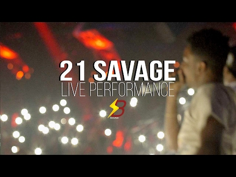 21 Savage - Live Performance ( Red Opps...