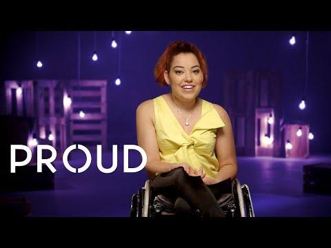Wheelchair Rockstar: She's an Israeli Dancer, Lawyer & Activist | Hear Me Roar