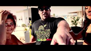 "DEDICATA A TE ""Materia & Mighty-B Official Video (Shanty Town Riddim)"