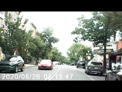 Bucknell University & Downtown Lewisburg, PA