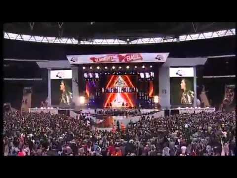 Nicole Scherzinger - Poison Live At Capital FM's Summertime Ball