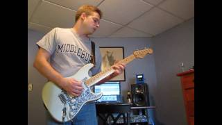 Dimarzio Andy Timmons pickup Demo