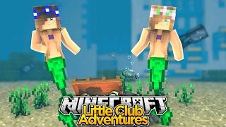 LITTLE KELLY IS A MERMAID! - Minecraft Little Club Adventures